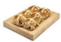 Best hot cross buns rating review compared Australia Where should I buy Easter hot cross buns? Woolworths
