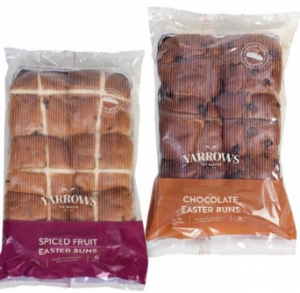 Best hot cross buns rating review compared Australia Where should I buy Easter hot cross buns? IGA