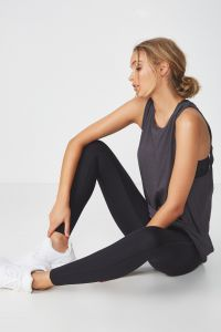 Best cheapest workout clothes tights cotton on