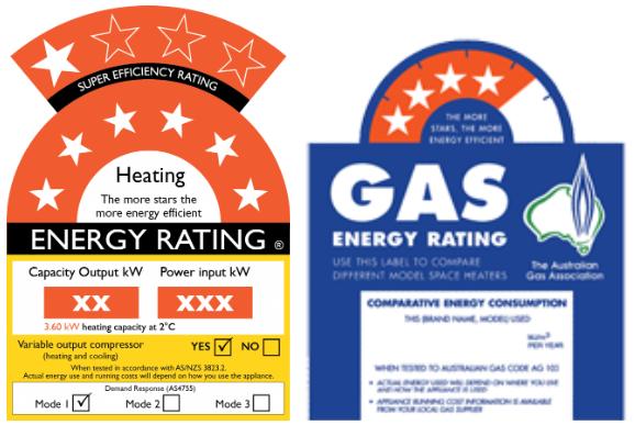 energy efficiency stars