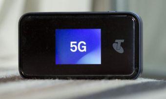 Telstra 5G WiFi Pro device