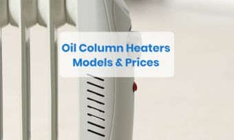 Best cheap oil column heaters to buy Australia prices models