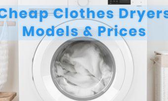 cheap clothes dryers Australia prices