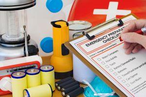Emergency kit checklist