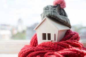 Reverse cycle air conditioning to heat your home