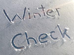 Car Winter Maintenance