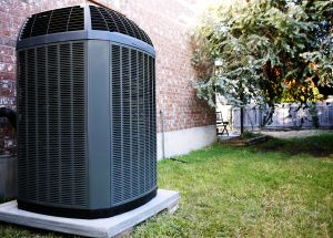 Reverse cycle air conditioning unit