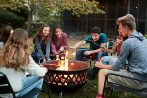 Cheap fire pits for home