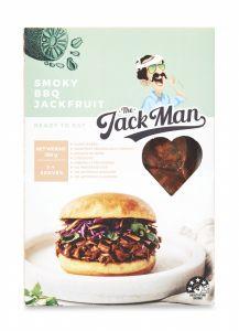 ALDI BBQ Jackfruit The Jack Man