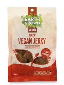 ALDI Vegan Jerky Earth Grown