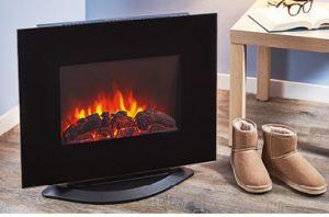 ALDI fireplace Special Buys