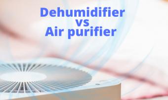 Dehumidifier vs air purifier