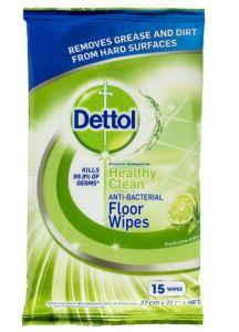 Dettol floor wipes