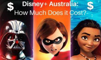 Disney+ Cost