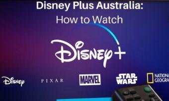 Disney+ TV Header