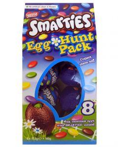 Nestle Smarties Easter egg