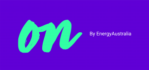 on by energyaustralia logo
