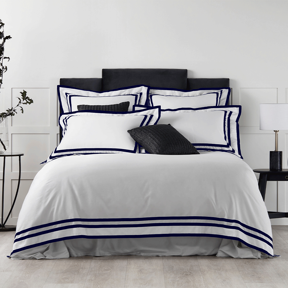 Compare review Sheridan bed linen