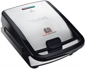 Tefal waffle maker and toastie press