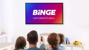 Watching Binge TV