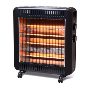 What is an electric radiant heater
