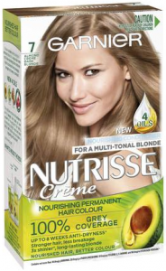 Garnier hair dye review