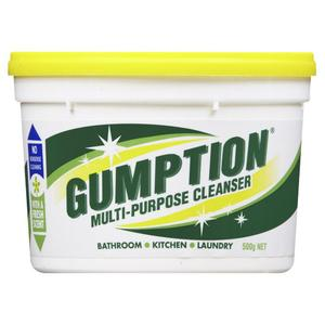 Gumption multipurpose cleaner