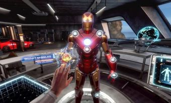 Iron Man VR action