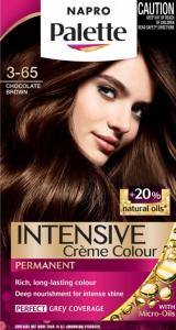 Napro Palette hair dye review