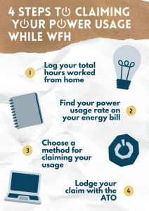 tax time electricity tips