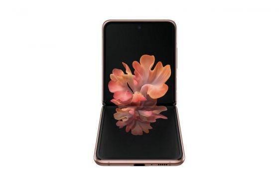 A folding phone