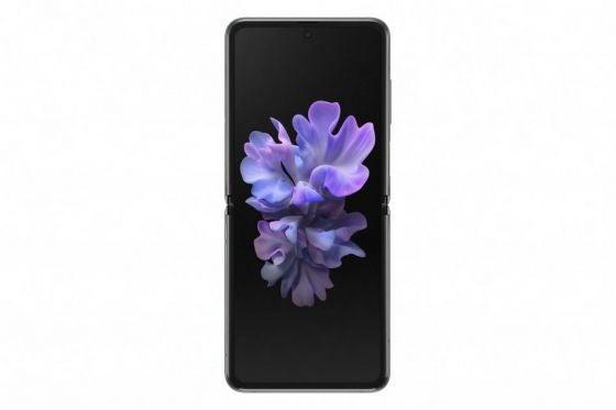 A grey phone