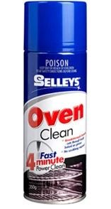Selleys oven cleaner best-rated