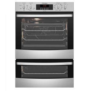 Westinghouse double oven
