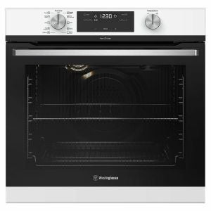 Westinghouse oven Westinghouse 60cm Pyrolytic Built-In Oven WVEP615WC