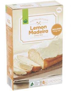 Woolworths Cake Mix