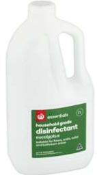 Woolworths_Brand_Disifectant