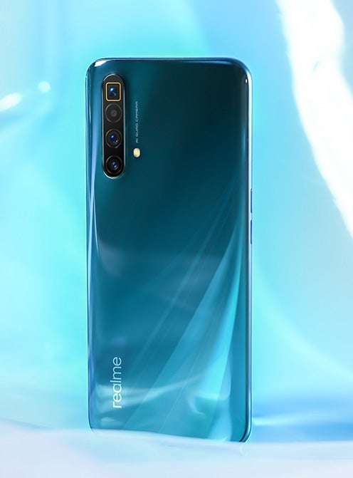 realme X3 SuperZoom in blue