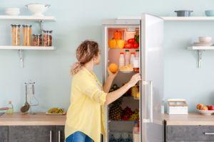 Buying a fridge