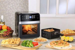 What's the difference between air fryers and ovens