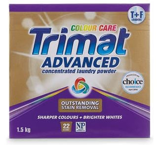 ALDI Trimat advanced laundry powder