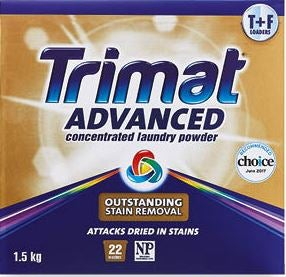 ALDI trimat laundry powder