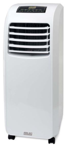 Arlec Portable Air Conditioner With 10,000 BTU