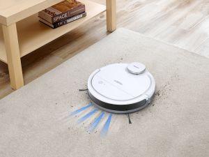 Ecovacs deebot ozmo vacuum