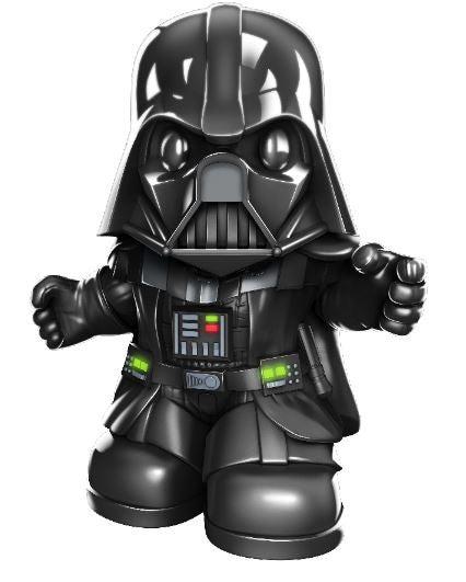 Darth Vader Disney Ooshie