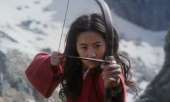 Still from Disney's live action Mulan movie
