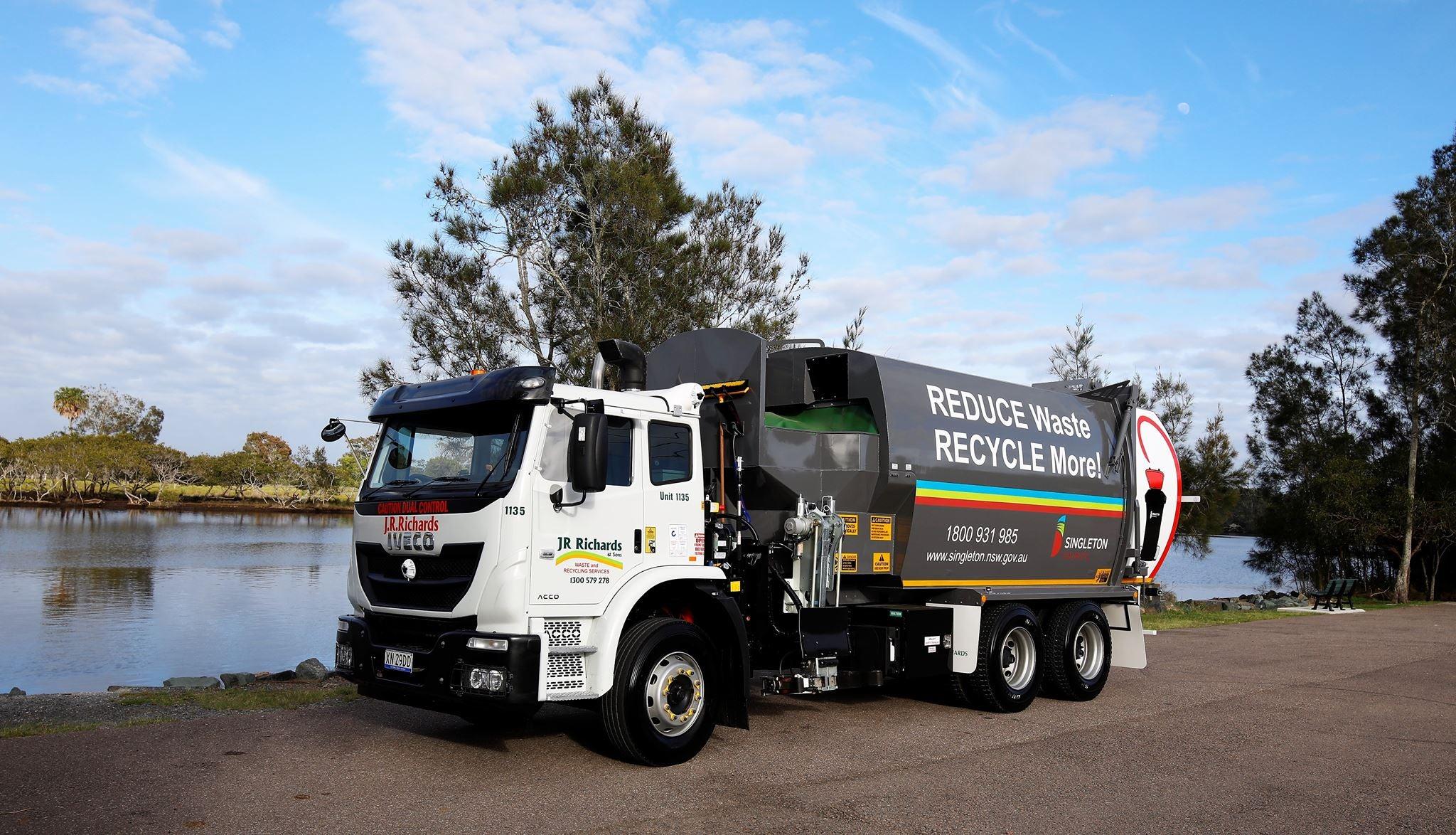 J.J Richards & Sons waste management