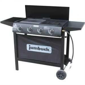 Jumbuck BBQ grill