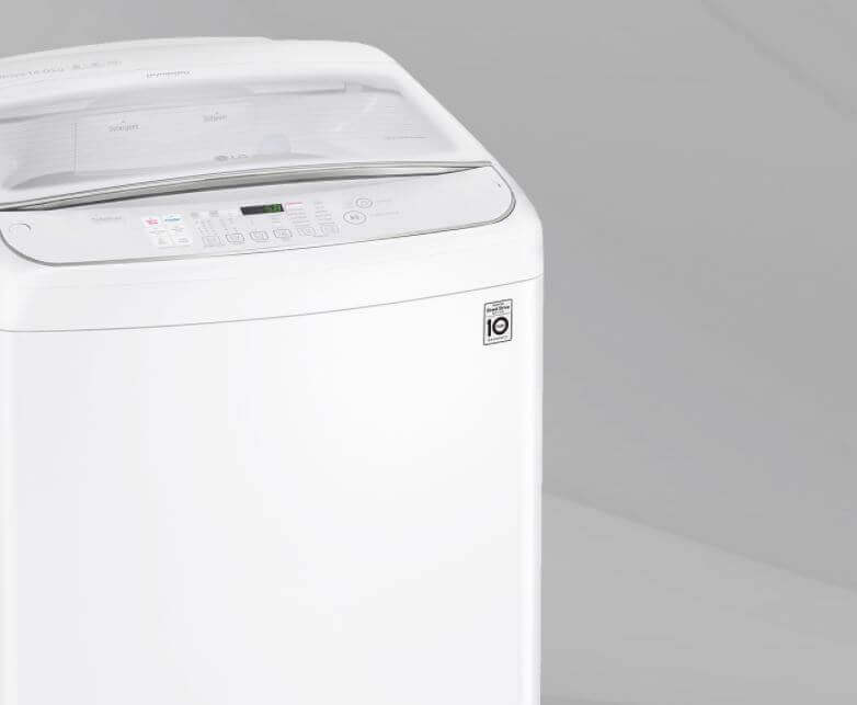 Best LG top load washing machine