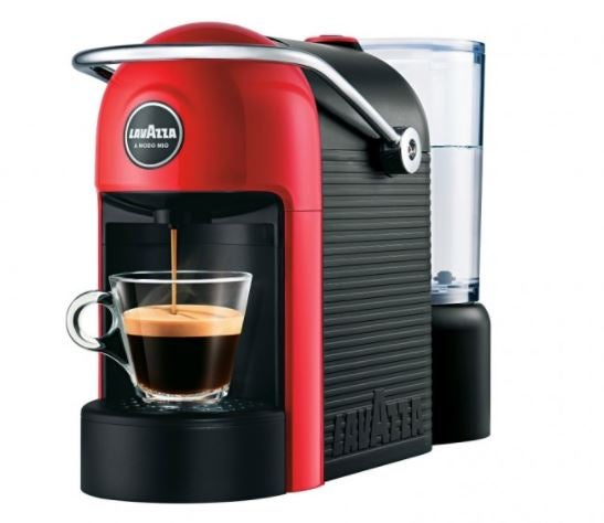Lavazza Jolie Espresso Coffee Machine - Red